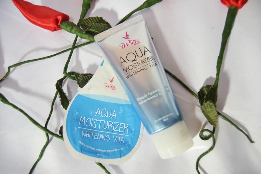 Review: iWhite Whitening Vita AquaMoisturizer